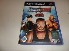 PlayStation 2  PS 2  WWE Smackdown vs. Raw 2008