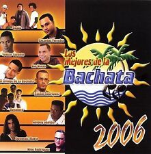 Los Mejores de La Bachata 2006 [Sony International] by Various Artists (CD,...