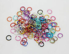 Wholesale 500/2000Pcs Jump Rings Open Connectors For DIY Jewelry Accessories