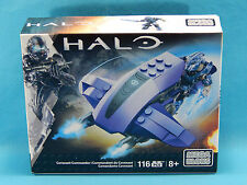 Mega Bloks Halo Covenant Commander 116pcs New Sealed 2015