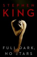 new stephen king full dark no stars (hardcover)