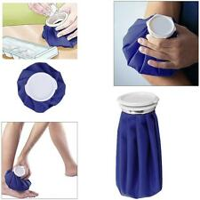 3 Pack Healthcare Reusable Ice Bag Pack for Cold Therapy Blue- US Free Shipping