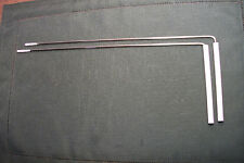 "Nickel Silver Dowsing Rods 13"" x 5"" x 1/8"""