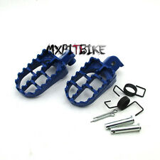 Foot Pegs Footrest Fit Honda XR50R CRF50 CRF70 CRF80 CRF100F Dirt Pit Motorcycle