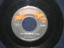"The Fireflys ""My Girl/Because of My Pride"" 45"