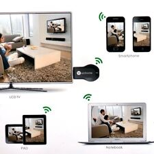 AnyCast Plus Portable DLNA Airplay Miracast HDMI WiFi Display Dongle TV Receiver