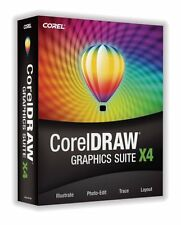 Corel CorelDRAW Graphics Suite X4 - USED