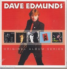 Dave Edmunds / Love Sculpture, Get it, Trax on Wax 4, Twangin u.a. (5 CDs,NEU!)