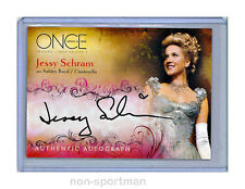 ONCE UPON A TIME CRYPTOZOIC SEASON 1 AUTO A9 JESSE SCHRAM