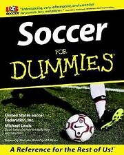 Soccer for Dummies Paperback Book