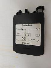 ENTRELEC 8018.01 28.8 VDC 10.2 AMP TERMINAL BLOCK 60VDC MAX 1 AMP MAX