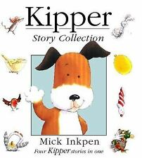 Kipper Story Collection Set by Mick Inkpen (2000, Paperback)
