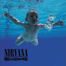 NIRVANA - NEVERMIND (BRAND NEW REMASTERED CD)