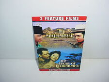 The Painted Desert and The Snows Of Kilimanjaro DVD Movie Thin Case 2 Films