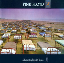 Pink Floyd - A Momentary Lapse Of Reason ( CD - Album - 1987 Edition )