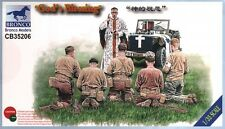a Bronco Models - CB35206 - GOD's BLESSING - WWII US Infantry and priest (1/35)