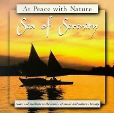 Sea of Serenity by At Peace With Nature (CD, Jan-1996, DHM Editio Classica)