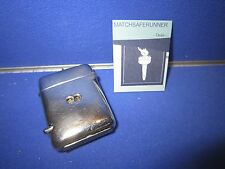 ROYAL INSURANCE COMPANY LTD WORKING COUNTER VESTA CASE MATCH SAFE STRIKER