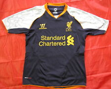 The Reds FC LIVERPOOL Third shirt jersey Warrior 2012-2013 /KIDS / BOY M/ 146 cm