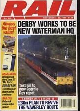 RAIL MAGAZINE - November 9th - 22nd 1994 -  No. 239