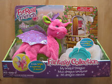 Fur Real Friends Fantasy Collection Skyheart Dragon NEW NIP Electronic Toy Pink