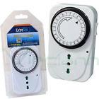 Temporizzatore EXTRASTAR timer 24 ore programmabile orologio presa temporizzata