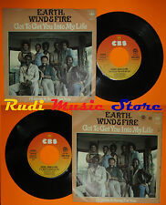 LP 45 7'' EARTH WIND & FIRE Got to get you into 1978 italy CBS (*) cd mc dvd