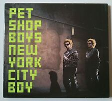Pet Shop Boys New York City Boy CD-SGL Inglaterra promocional CDRDJ6525