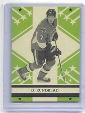 11-12 2011-12 O-PEE-CHEE DAVID RUNBLAD RETRO ROOKIE RC OPC #618 SENATORS