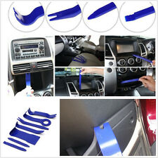 7 X High Quality Portable Car Dash Radio Door Clips Panel Removal Pry Tool Blue