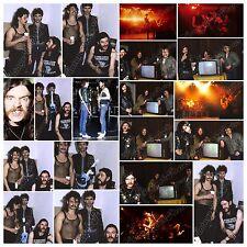 MOTORHEAD - Ace of Spades Tour 1980/82 Milano,Italy 188 photo set - fotografie