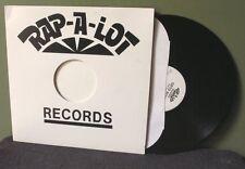 """Geto Boys """"Hot Club Wax"""" 12"""" Orig VG+ OOP Scarface Bushwick Bill"""