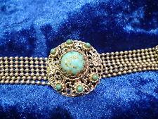 edles ,altes Armband__Silber__Türkise_ !