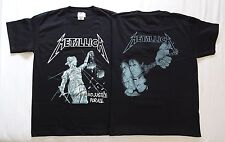 METALLICA ,,...And justice for all,, UNIQUE T-SHIRT OFFICIAL ORIGINAL T-SHIRT
