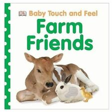Baby Touch and Feel: Farm Friends (Baby Touch & Feel) by DK Publishing, Good Boo