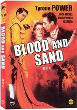 BLOOD AND SAND (1941) DVD ~ Tyrone Power