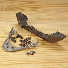 TFL CNC Aluminum Front Bumper For Axial SCX10,T-10 Pro,D90 Rock Crawler C1507-15