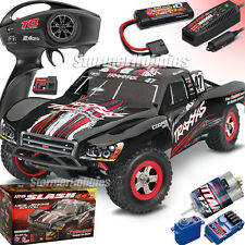 Traxxas 1/16 Slash 4X4  RTR W/TQ Radio, Battery and Charger #47 Mike Jenkins