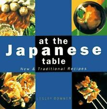 At the Japanese Table
