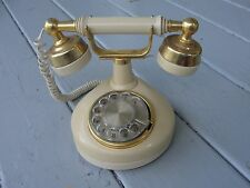 Vintage Western Electric Deco  French Style Rotary Telephone