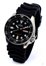 NEW MEN'S MID-SIZE SEIKO 200M DIVER'S AUTOMATIC 21 JEWELS ANALOG WATCH SKX013K1