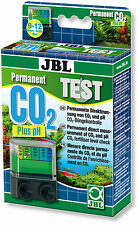 JBL Permanent CO2 plus pH Test Set Checker for Aquariums CO2 Drop Checker