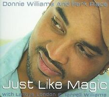 Donnie Williams & Park Place by Donnie Williams (CD-2009) NEW-Free Shipping