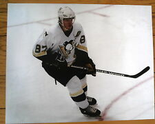 "2005-06 Pitsburgh Penguins Sidney Crosby ""A"" Photo Poster"