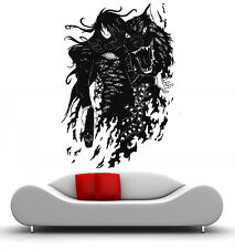 Wall Vinyl Sticker Decal Anime Manga Alucard Hellsing Vampire VY416