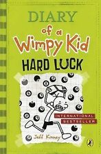 Diary of a Wimpy Kid: Hard Luck (Book 8) - Jeff Kinney - Paperback NEW