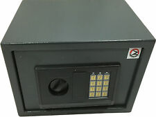 ELECTRONIC AUTO LOCKING DIGITAL KEYPAD STEEL SAFE SECURITY HOME HOTEL CASH MONEY