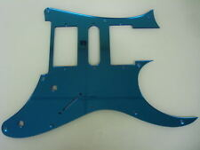 Blue mirror pickguard fits Ibanez (tm)  RG350 MDX