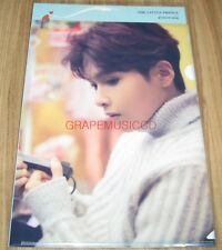 RYEOWOOK The Little Prince SMTOWN COEX Artium SUM GOODS CLEAR FILE L-HOLDER A