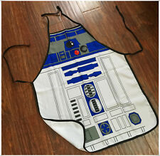 Newest Star Wars R2D2 robot Artoo Printed Apron Novelty Animation Funny cooking